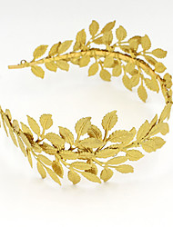 cheap -Athena Goddess Headbands Wreaths Ancient Greek Alloy Headband For Masquerade Prom Party / Cocktail Halloween Carnival Women's Costume Jewelry Fashion Jewelry / Headwear / Headwear
