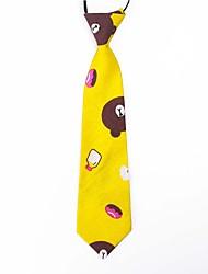 cheap -Women's / Boys' Party / Basic Necktie - Print