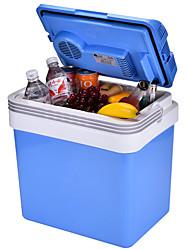 Недорогие -24л автомобильный холодильник с низким уровнем шума / низким энергопотреблением / портативный кулер и теплее