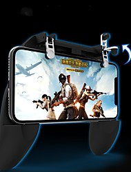 cheap -Mobile Game Controller PUBG Pubg Key Gaming Grip Gaming Joysticks 4.5-6.5inch Android iOS Compatible Phone
