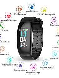 cheap -KUPENG B70 Smart Bracelet Smartwatch Android iOS Bluetooth Smart Sports Waterproof Heart Rate Monitor Blood Pressure Measurement Pedometer Call Reminder Activity Tracker Sleep Tracker Sedentary