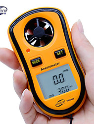 cheap -BENETECH GM8908 Digital Anemometer 0-30m/s Handheld Wind Speed Gauge Meter Air Velocity Temperature Measurement