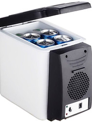 cheap -6 L Car Refrigerator Low energy consumption Low Noise High speed cooling Portable Refrigerator