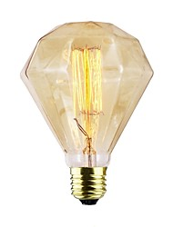 cheap -1pc 40 W E26 / E27 Incandescent Vintage Edison Light Bulb 220-240 V / 110-120 V