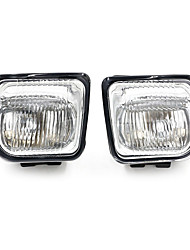 cheap -2pcs Car Light Bulbs 55 W 1 LED Fog Lights For Honda Civic 2000 and before