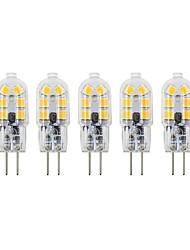 cheap -5pcs 3 W LED Bi-pin Lights 200-300 lm G4 G8 T 12 LED Beads SMD 2835 Lovely 12 V