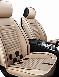 cheap -Car Seat Cushions Seat Cushions Black / Red / Black / White / Black / Blue PU Leather / Artificial Leather Business / Common For universal All years General Motors