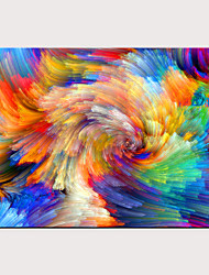 cheap -Print Rolled Canvas Prints - Abstract Modern Art Prints