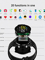 cheap -KUPENG GT28 Unisex Smartwatch Android iOS Bluetooth Smart Sports Waterproof Heart Rate Monitor Blood Pressure Measurement Pedometer Call Reminder Activity Tracker Sleep Tracker Sedentary Reminder