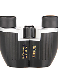 cheap -LUXUN® 10 X 22 mm Binoculars Lenses Waterproof High Definition Antiskid BAK4 Hunting Performance Everyday Use Spectralite PP+ABS / Bird watching