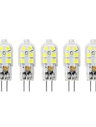 cheap -5pcs 3 W LED Bi-pin Lights 200-300 lm G4 T 12 LED Beads SMD 2835 Lovely 220-240 V
