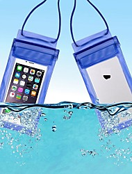 cheap -Waterproof Pouch Waterproof / Phone / Iphone / Convenient Cell Phone Special Material Swimming / Watersports