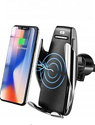 cheap -Fast Charger / Wireless Car Chargers USB Charger Universal Wireless Charger 1 USB Port 2.1 A DC 5V for Universal