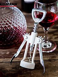 abordables -1pc alliage de zinc ABS + PC Ouvre-bouteille Accessoires pour Bar & Vin Tire-bouchons et ouvertures Tire-bouchons et ouvertures simple Classique Facile à Utiliser Du vin Accessoires pour Barware