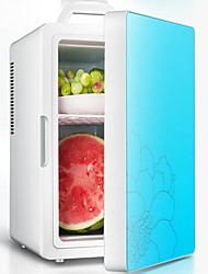 cheap -16L Car Refrigerator and warmer portable Dual-core refrigeration refrigerator for car truck office outdoor