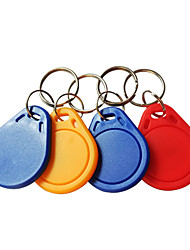 cheap -5YOA 100KeyIC RFID Keyfobs Home / Apartment / School