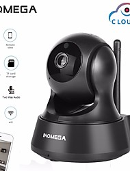 cheap -INQMEGA 720P 1MP PTZ IP Camera Wireless Cloud Storage Wifi Security Surveillance Camera Home 3.6mm Smart WiFi Camera Motion Detection Two Way Audio Night Vision Phone App Monitoring