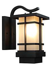 cheap -QIHengZhaoMing LED Modern Contemporary Outdoor Wall Lights Shops Cafes Office Metal Wall Light 110-120V 220-240V 12 W
