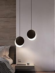 cheap -1-Light LED® Geometrical / Mini / Novelty Pendant Light Ambient Light Painted Finishes Aluminum Acrylic Mini Style, Creative, Adjustable 110-120V / 220-240V Warm White / Cold White