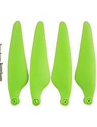 cheap -Hubsan Zino H117S 4 PCS Propellers PP+ABS Low Noise / Easy to Install / Durable