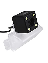 cheap -ZIQIAO 4 LED Lights Night Vision Car Rear View Camera for Toyota Corolla 2014