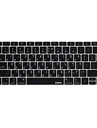 cheap -XSKN® Hebrew Language Silicone Keyboard Skin for 2018 Later New Macbook Air 13.3 (US/EU Layout)