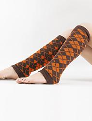 Недорогие -Жен. Ультратеплые Сексуальные платья Гетры 680D Оранжевый Серый Лиловый Один размер