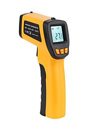 Недорогие -Цифровой бесконтактный лазерный ЖК-дисплей RZ520E ИК-инфракрасный термометр термометр пирометр тепловизор
