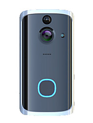 cheap -VS-M8 Wireless 2.4GHz Photographed / Recording ≤3 inch Telephone One to One video doorphone