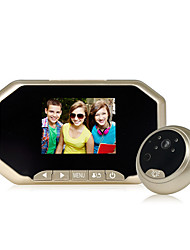 cheap -43AHD-M WIFI / Wired & Wireless Photographed 4.6-5.0 inch Handheld One to One video doorphone