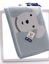 Недорогие -Высшее качество Полотенца для мытья, Животное Чистый хлопок Ванная комната 1 pcs