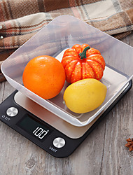 cheap -5g-10kg Multi-mode LCD-Digital Screen Auto Off Electronic Kitchen Scale Home life Kitchen daily