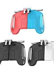Недорогие -чехол для веселья цветной к18 геймпад джойстик триггер мобильного игрового контроллера