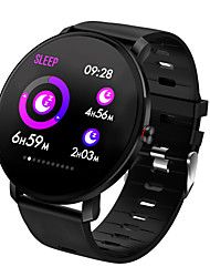 cheap -K9 Smart Watch BT Fitness Tracker Support Notify & Heart Rate Monitor Full Round-screen Smartwatch for Android Mobiles & IPhone