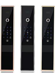 Недорогие -Factory OEM RX0812 Алюминиевый сплав Замок / Блокировка отпечатков пальцев / Интеллектуальный замок Умная домашняя безопасность система