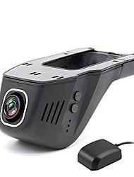 Недорогие -junsun s100.g wi-fi автомобильный видеорегистратор novatek 96655 1080p видеорегистратор видеорегистратор регистратор GPS отслеживание ночная версия парковка монитор