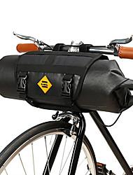 cheap -B-SOUL 6 L Bike Handlebar Bag Waterproof Portable Durable Bike Bag TPU Leather Terylene Bicycle Bag Cycle Bag Cycling Road Bike Mountain Bike MTB Outdoor
