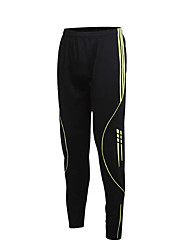 cheap -Men's Running Pants Track Pants Sports Pants Athletic Pants / Trousers Athleisure Wear Sport Gym Workout Running Fitness Breathable Soft Plus Size Red black Bule / Black Black / Green Fashion