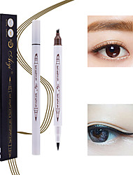 cheap -Eyeliner Eyebrow Color Waterproof Fashionable Design lasting 5 pcs Makeup Eyeliner Eyebrow Wet Waterproof Quick Dry 5 Colors Christmas Christmas Gifts Wedding Cosmetic Grooming Supplies