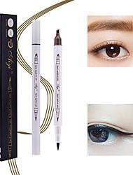 Недорогие -Карандаши для глаз Брови цвета Водонепроницаемый Модный дизайн прочный 5 pcs Составить Подводка для глаз Бровь влажный Водонепроницаемость Быстровысыхающий 5 цветов