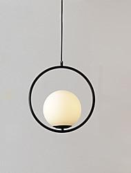 cheap -Globe Pendant Light Ambient Light Gold Metal Glass Adjustable 110-120V / 220-240V Warm White / Cold White