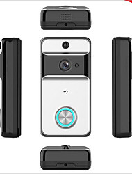 cheap -ZNML2018M5 WIFI No Screen(output by APP) Telephone One to One video doorphone