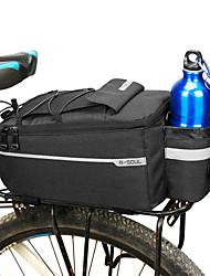 cheap -B-SOUL 6.5 L Bike Rack Bag Multifunctional Large Capacity Waterproof Bike Bag 600D Polyester Bicycle Bag Cycle Bag Cycling Road Bike Mountain Bike MTB Outdoor