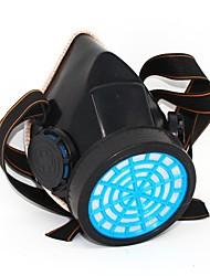 cheap -Toolman Half Facepiece Respirator Mask with Fiber filter cotton activated carbon