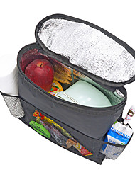 cheap -Car ice bag chair bag Four seasons universal insulation sundries storage bag