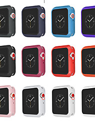 cheap -TPU Protective Case Series 4 3 2 1 For Apple Watch 44 mm 40 mm 38 mm 42mm Colorful Cover Shell