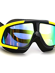 cheap -Swimming Goggles Anti-Fog Anti-UV Wearproof Swimming Non-Skid Mirrored PC PC N / A Others