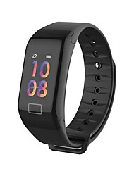 cheap -CK36 Smart Wristband Support Heart Rate/ Blood Pressure/ ECG+PPG Measurement