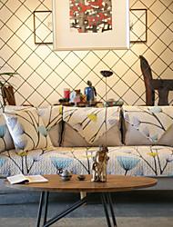 cheap -Sofa Cushion Plants Yarn Dyed 100% Cotton Slipcovers