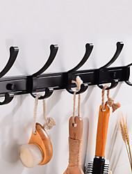 cheap -Robe Hook Creative Fun & Whimsical Aluminum 1pc - Bathroom / Hotel bath Wall Mounted